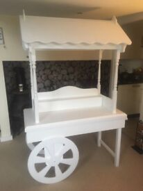 Candy Cart & Accessories For Sale