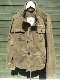 Hollister Military Jacket. Size M.