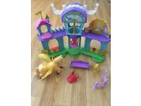 Disney Princess Sofia the First Flying Horse Stable