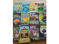 selection of kids books x13
