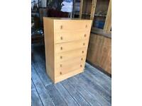 Six Drawer Chest by Stag