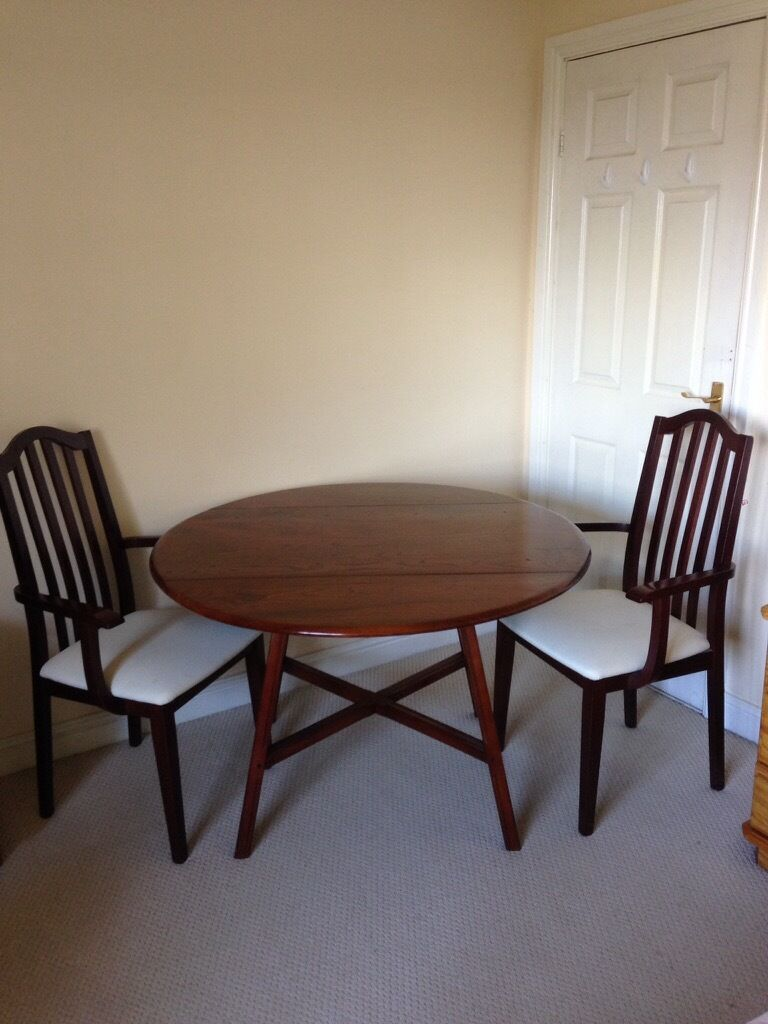 Ercol Windsor Table And 4 Dining Buy Sale And Trade Ads