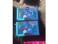 Brand new in box baby bottlea