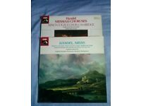 2 Classical Music Vinyl Albums