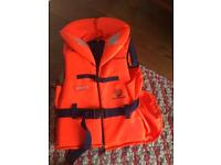 Life jacket 30-40kg