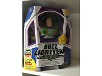 Toy story collectors movie size figures