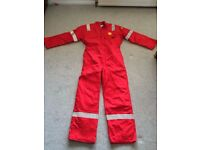Coverall Boiler Suit - Roots Flamebuster UK50
