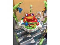 Fisher price rainforest Jumperoo - As new