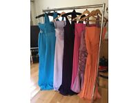 Surplus stock of new ball, evening,party and prom dresses