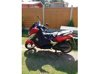Yamaha Nmax 125 with 1 owner,low miles