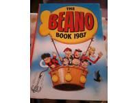 Beano 1987 annual