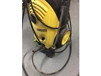 KARCHER 6/12 -4C Pressure washer spares or repair