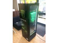 DRINKS COOLER - MONSTER ENERGY SPECIAL