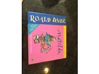 Matilda - CD Audio edition by Roald Dahl in English