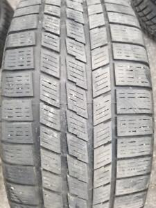 2 PNEUS HIVER PIRELLI 215 45 17   2 WINTER TIRES