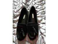 New loafer shoes size 4