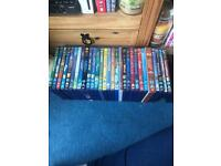 Big bundle of Disney dvds