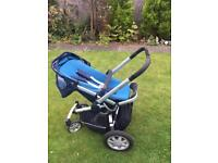 Quinny buzz travel system buggy