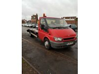 06 transit 430 recovery been down graded to 350