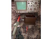 HAMEG Hm203-5 (20 MHz) Oscilloscope HM 203-5