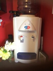 Mineral Water Cooler - Water dispenser for kitchen or office
