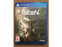 PS4 game - Fallout 4