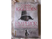 The Gates of Rome by Conn Iggulden paperback