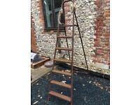 Garden display ladders
