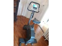 Hardly used Exercise Bike Tunturi