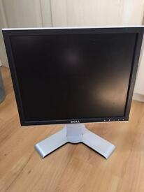 19 Inch Dell Monitor in fully working order.
