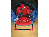 Spider-Man folding chair