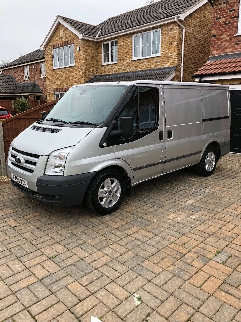 Great condition. Ford transit limited T260 140brake 2009