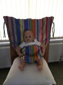 85dd0889a1 Bebe comfort 'woodline 'high chair   in Christchurch, Dorset   Gumtree