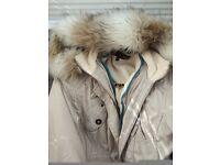 Next New Winter Coat Size 14