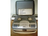 Grundig TK14 reel to reel tape recorder - for spares or repair only