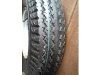 SPARE TRAILER 8 INCH WHEEL & TYRE SUITABLE ERDE DAXARA TRELGO FRANC WAS A SPARE SO UNUSED. SEE PICS