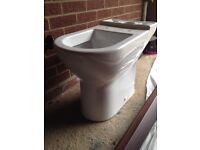 Toilet pan. 48 cm height. As new
