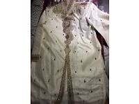Sherwani Men's outfit for a wedding / function