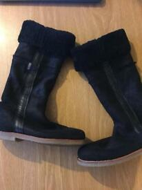 Penelope Chilvers Sheep Skin Boots