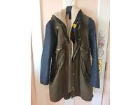 Zara coat, small, in very good condition