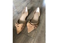 Leather shoes from Aldo size 7