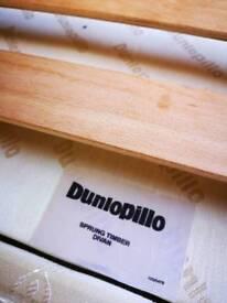 Dunlopillo 3ft single bed base only.