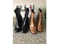 Boots for ladies size 5