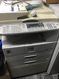 Lanier LD115 - Photocopier & Printer