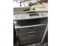 Lanier LD115 - Photocopier & Printer