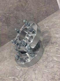 RANGE ROVERSPORT 2013-17 WHEEL SPACERS 20mm X2 **BRAND NEW**
