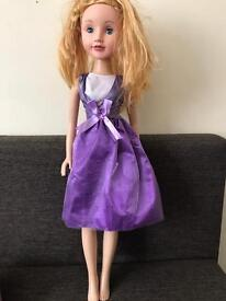 Large doll for sale