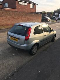 Ford Fiesta finesse 1.3 2002 (52 plate)