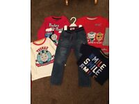 Boys bundle age 2-3 clothes