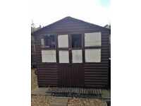 summerhouse/shed for sale